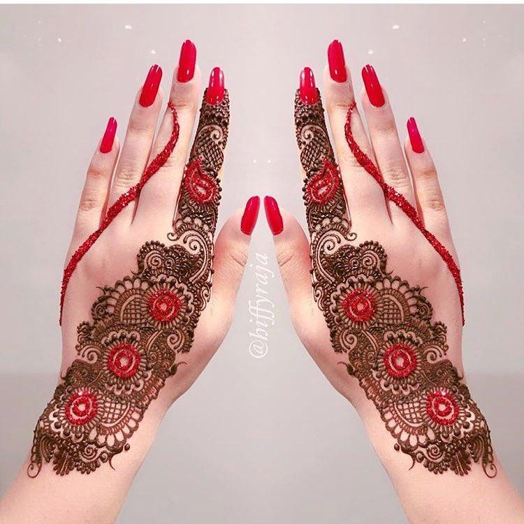 90 Best Mehendi Henna Designs For Indian Brides Rish Agarwal