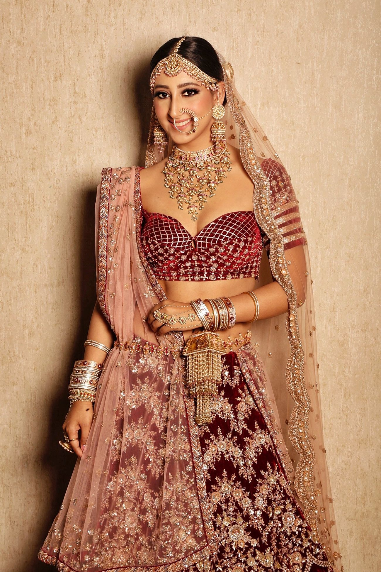 30 Stunning Blouse Designs To Consider For Your Wedding In 2019